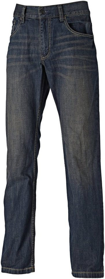 Arbeitsjeans »Boston Stonewashed Jeans« in jeansblau