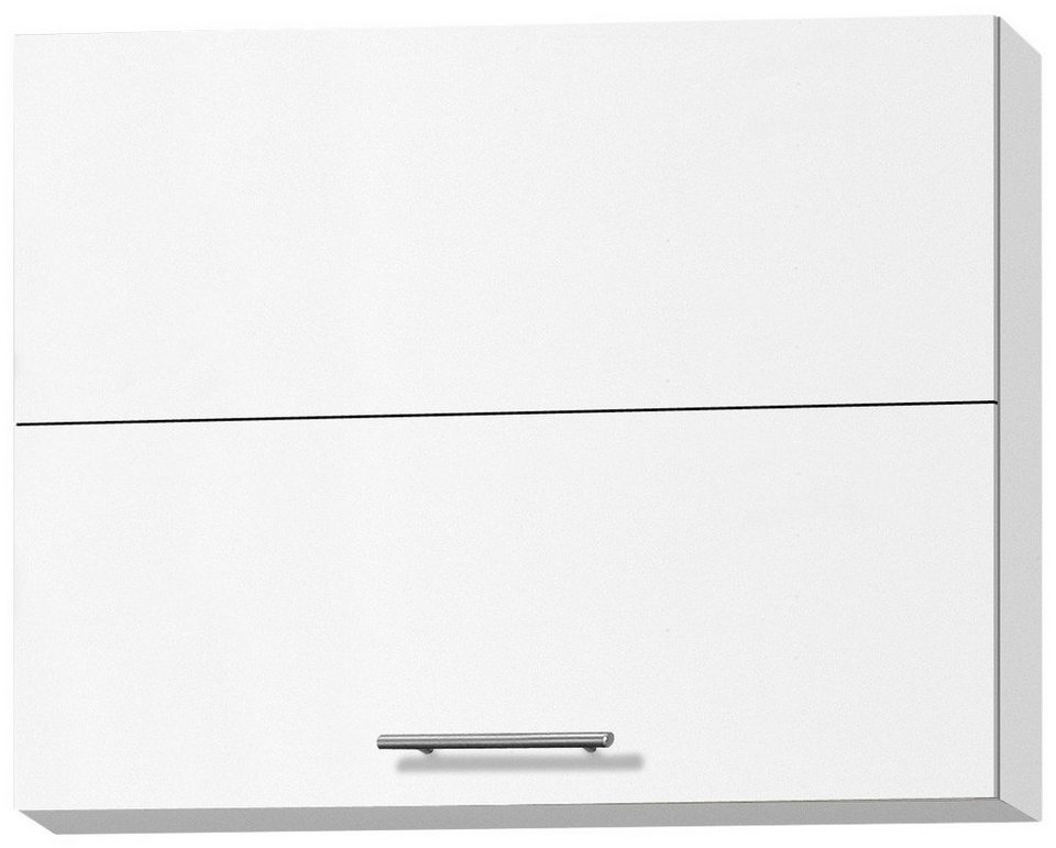 Optifit Küchenhängeschrank Michel Breite 80 Cm Seidenglänzende