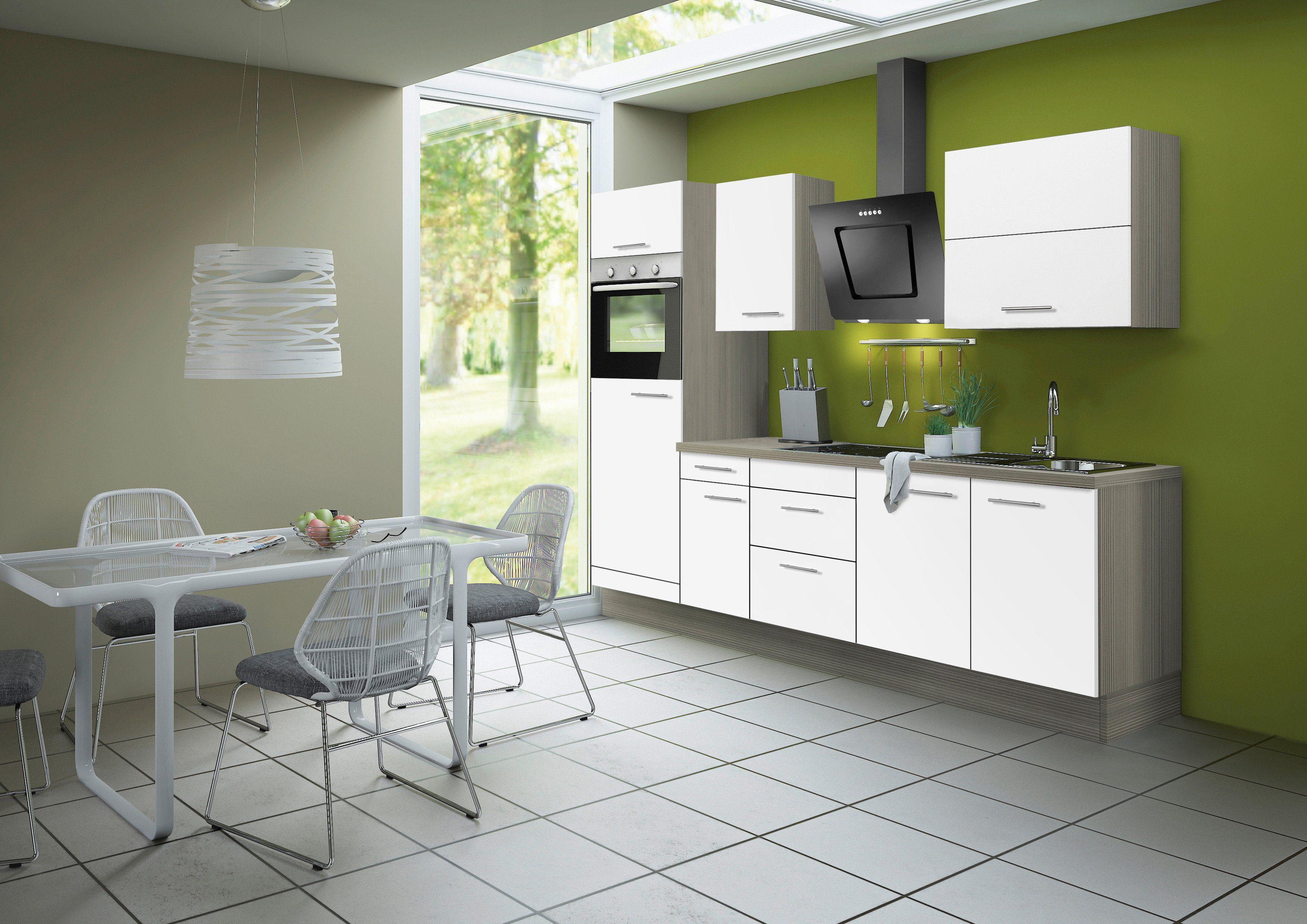 Optifit Küchenzeile ohne E-Geräte »Torger«, Breite 270 cm