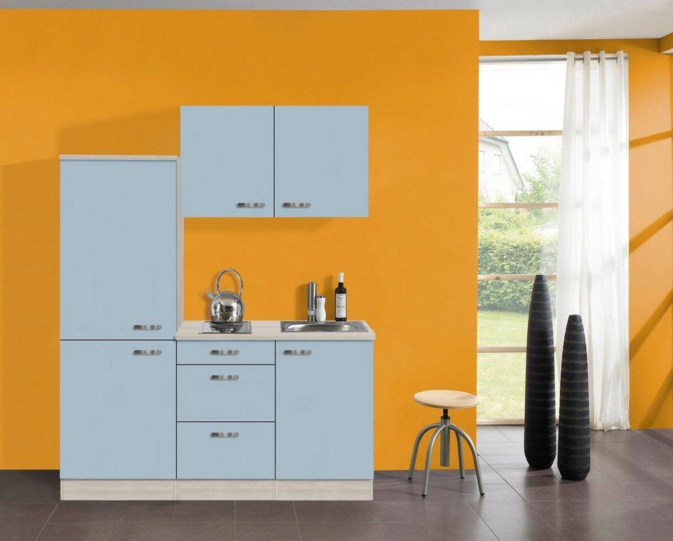 Ziemlich Küchenzeile 160 Cm Fotos - Hauptinnenideen - nanodays.info