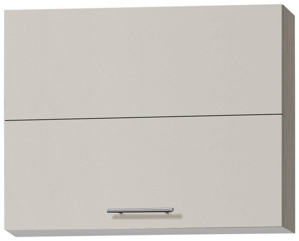 Optifit Küchenhängeschrank »Finn«, Breite 80 cm in sandfarben