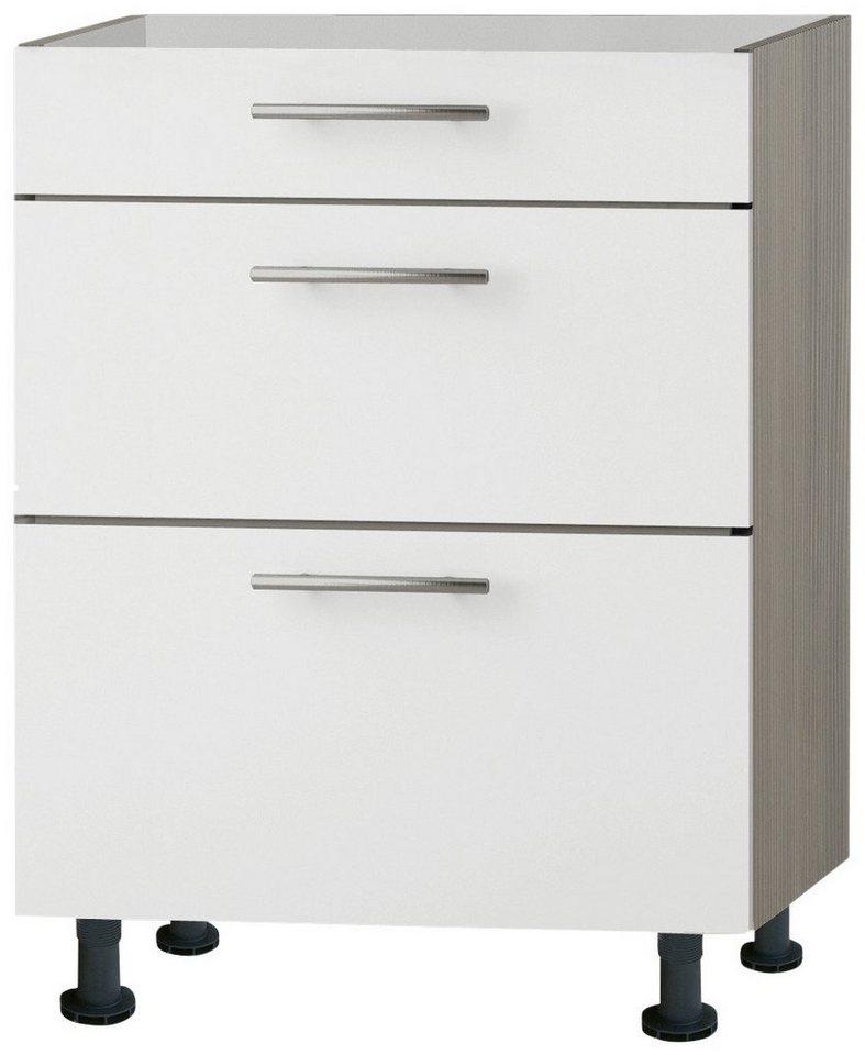 Küchenunterschrank »Torger«, Breite 60 cm in weiß
