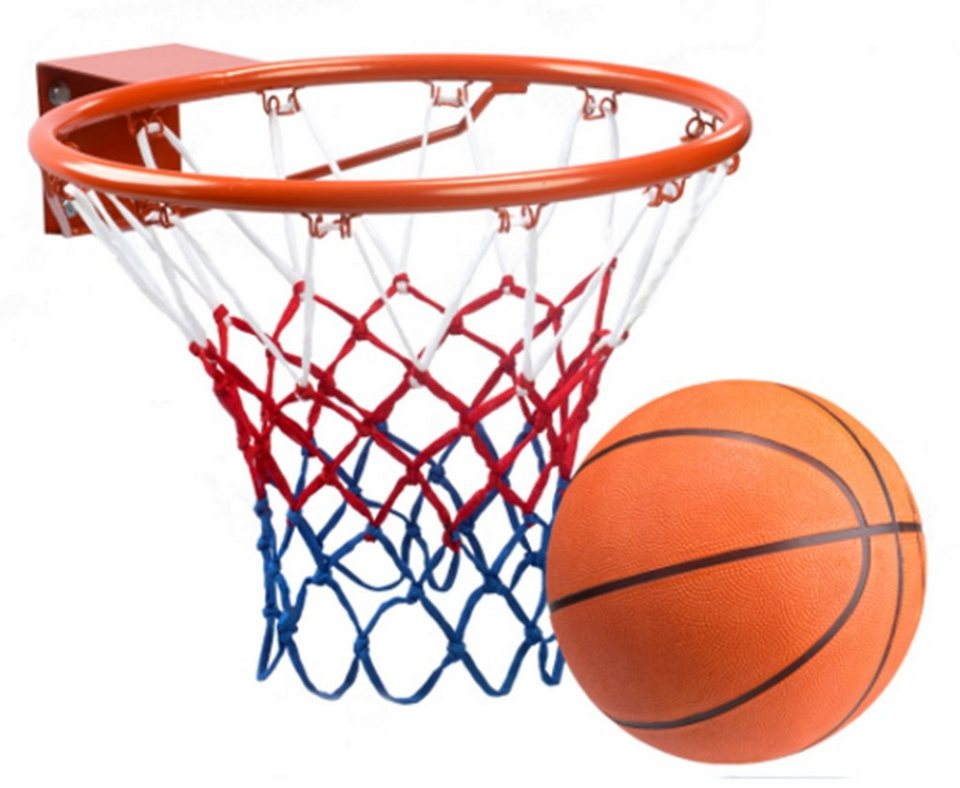 4Uniq Basketballkorbset in mehrfarbig
