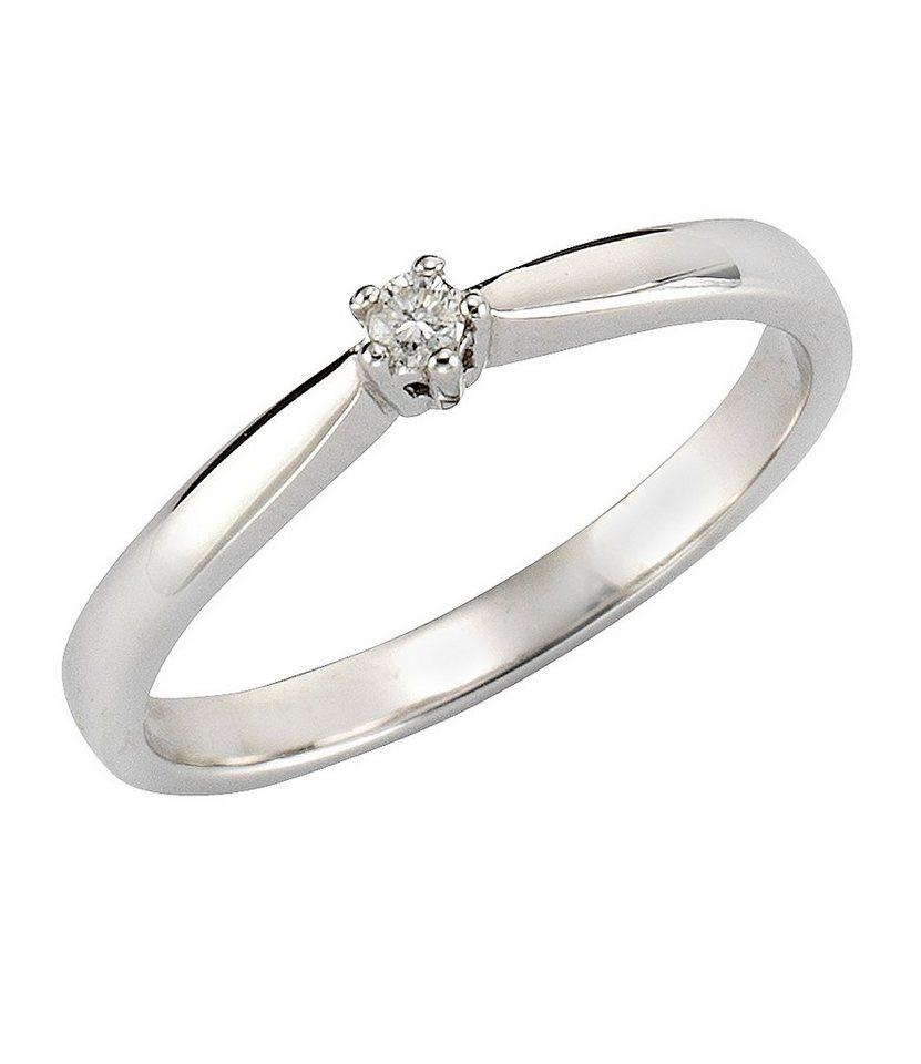 Firetti Silberring »Verlobungsring/Vorsteckring« | Schmuck > Ringe > Verlobungsringe | Firetti