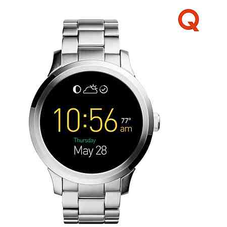 Fossil Q Smartwatch, »Q FOUNDER, FTW20002«