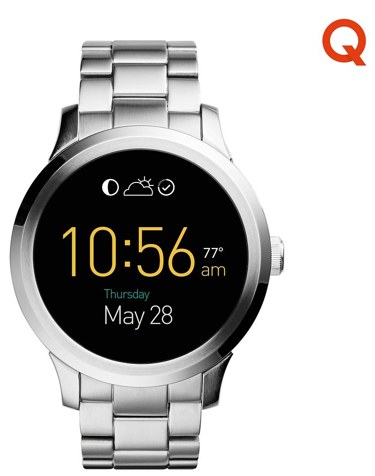 Fossil Q Smartwatch, »Q FOUNDER, FTW20002«