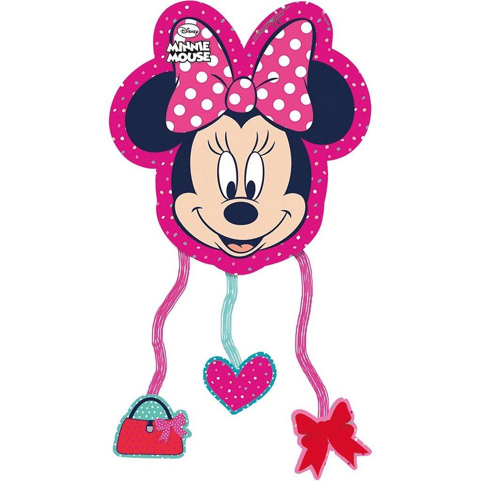 Procos Pull Pinata Minnie Mouse