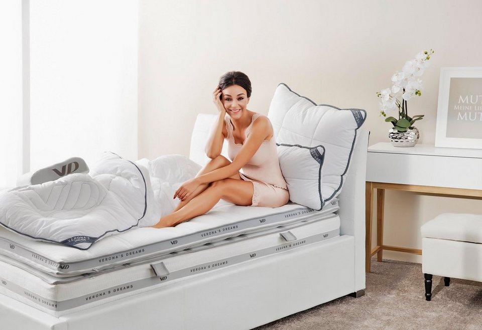 Komfortschaummatratze, »Dreams Innovative Soft&Fit«, Verona's Dreams