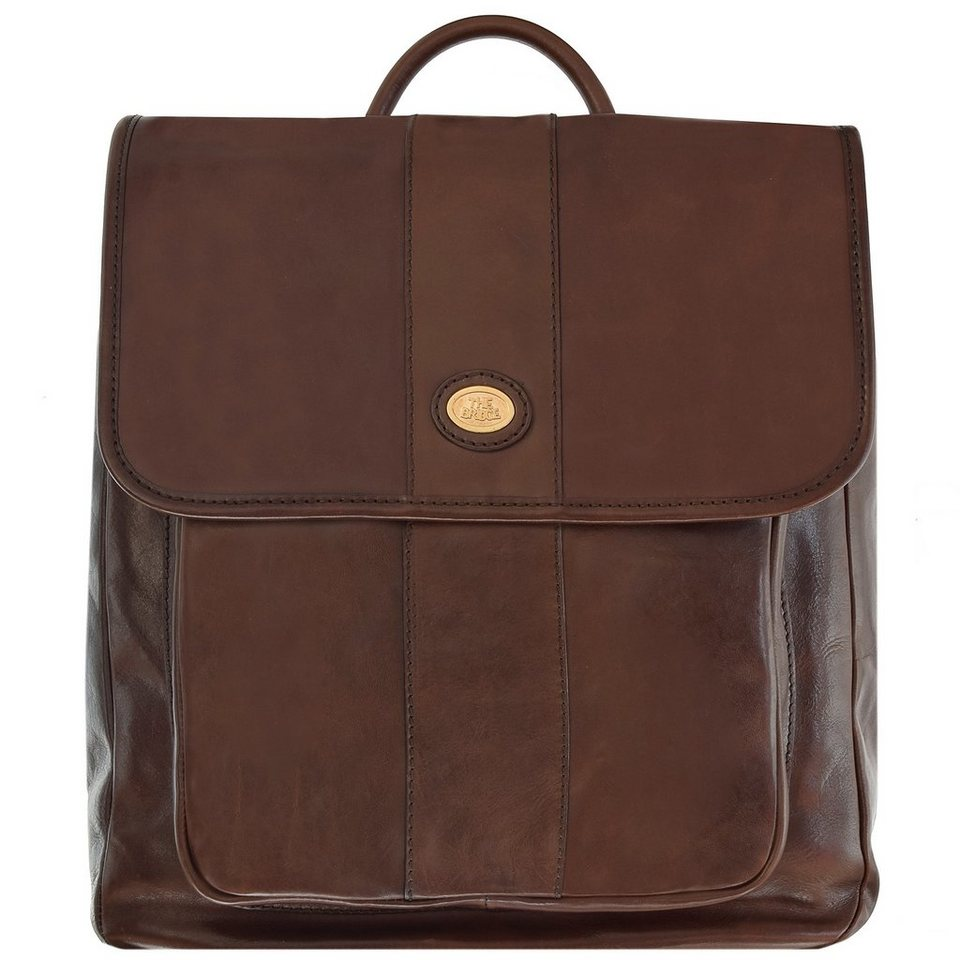 The Bridge Story Uomo City-Rucksack 38 cm in marrone