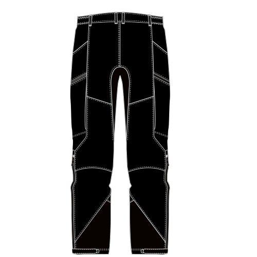 Lundhags Hosen »Makke WS Pant« in black
