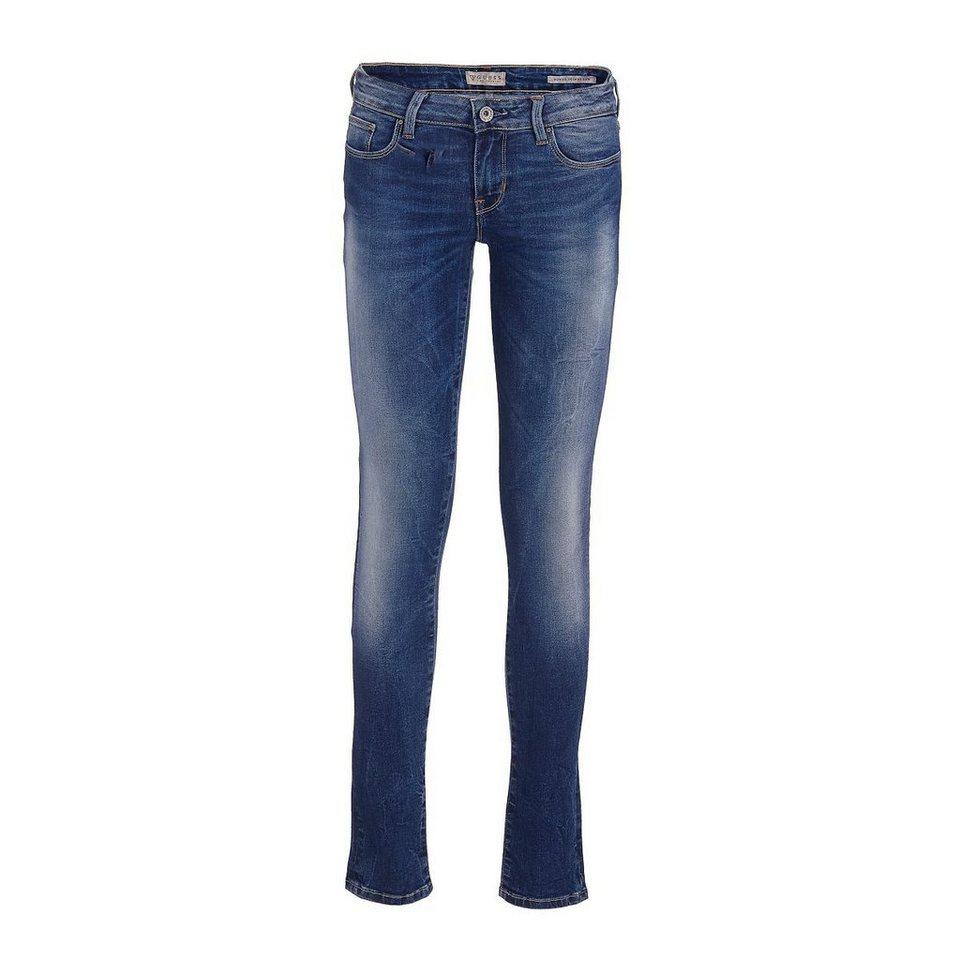 Guess Jeans »Skinny Low« in Blau