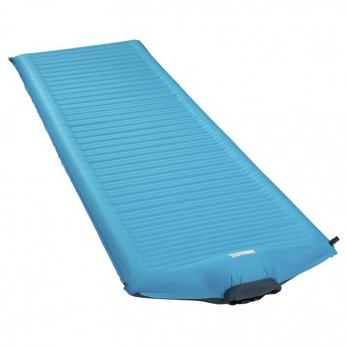 Therm-A-Rest Thermomatten »Neo Air® Campe(TM) SV L« in mediterranean blue