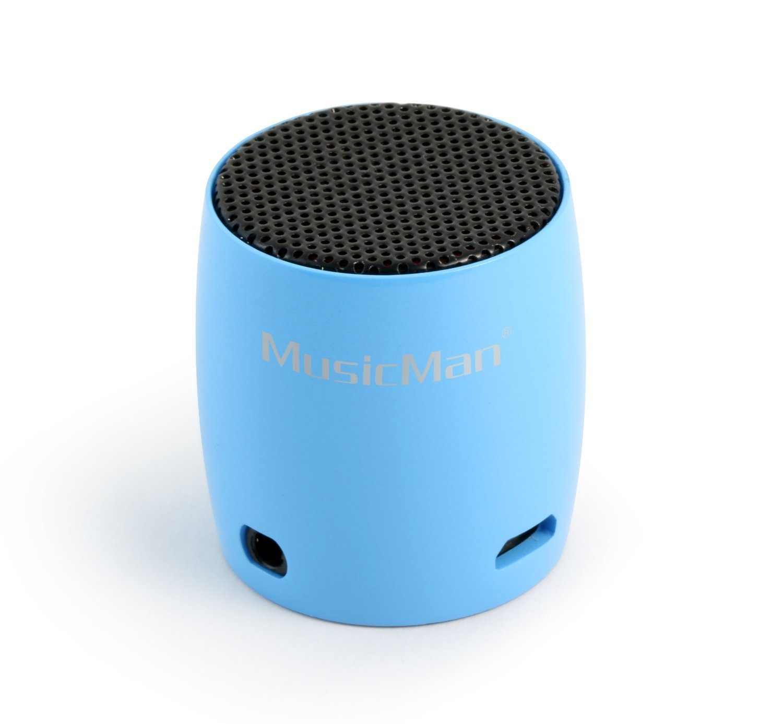 Technaxx Lautsprecher »MusicMan NANO BT-X7 blau«