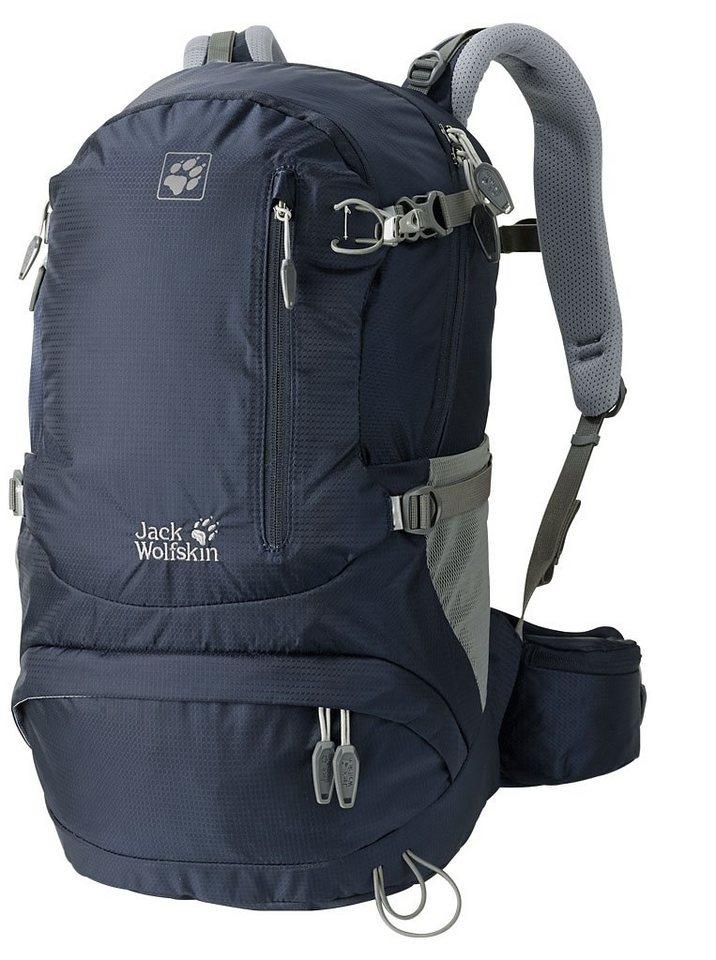 Jack Wolfskin Sport- und Freizeittasche »ACS Hike 22 Pack« in blau