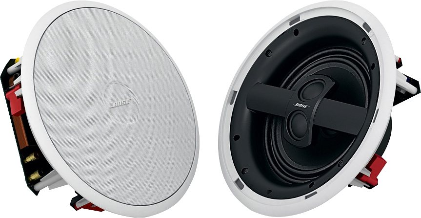 Bose® Virtually Invisible® 791 in-ceiling speaker II in weiß