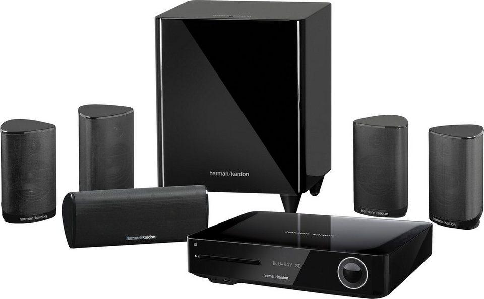 harman kardon bds 685s heimkinosystem blu ray player 525. Black Bedroom Furniture Sets. Home Design Ideas