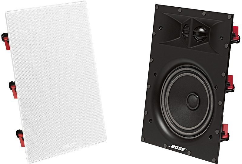 Bose® Virtually Invisible® 891 in-wall speaker in weiß