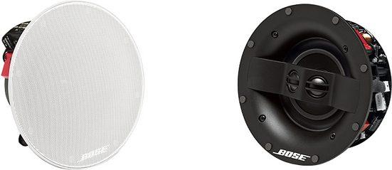 Bose Virtually Invisible 591 Einbaulautsprecher (Hochwertige Bose® Lautsprecher für die Deckenmontage verfügt über einen 12,7-cm-Woofer)