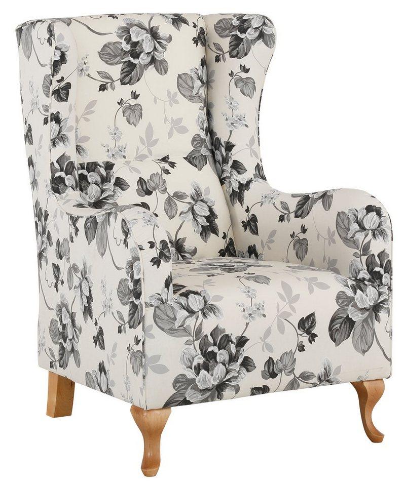 home affaire sessel gracia inklusive komfortablen. Black Bedroom Furniture Sets. Home Design Ideas