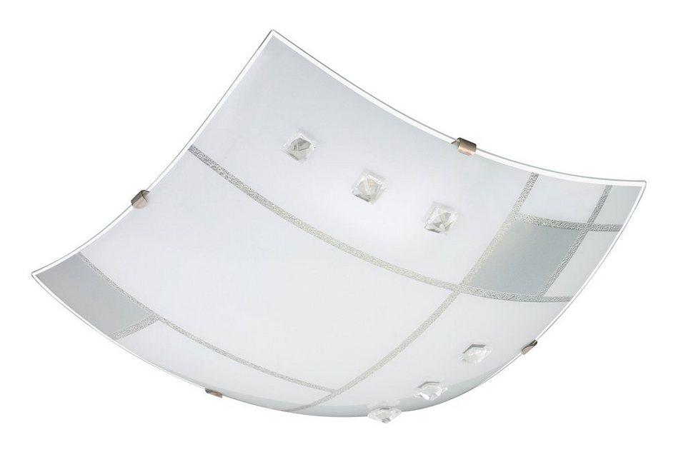 LED Deckenleuchte »Carre«, 12W in weiß