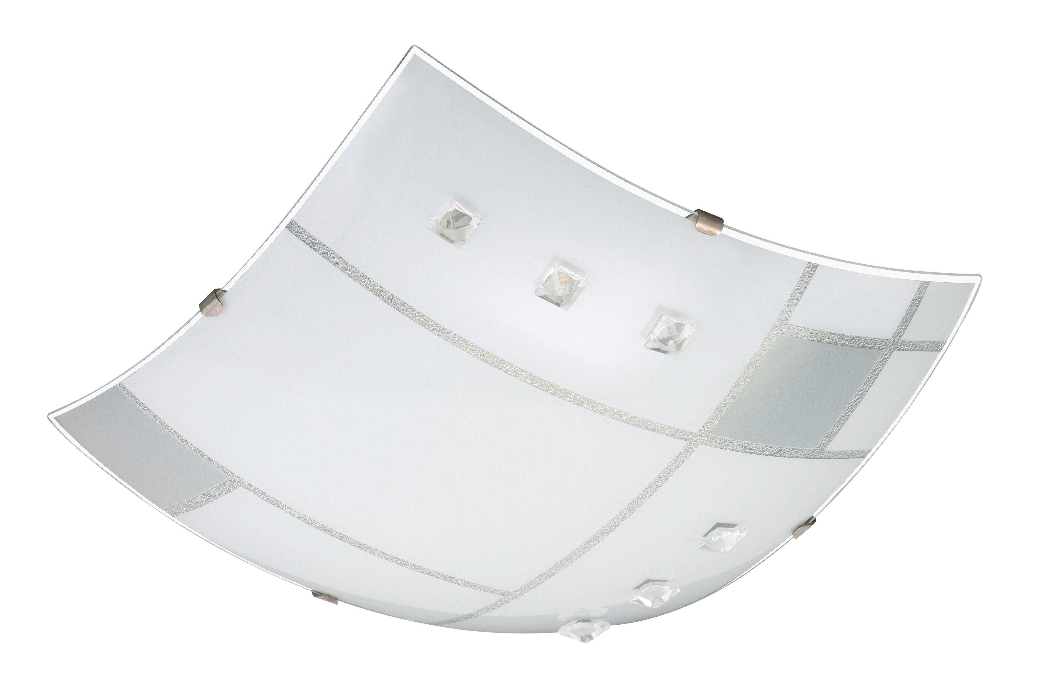Briloner LED Deckenleuchte »Carre«, 12W