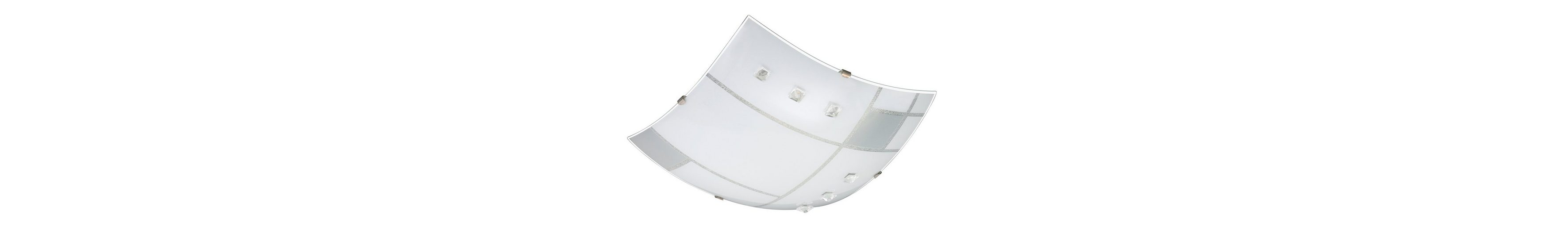 LED Deckenleuchte »Carre«, 12W