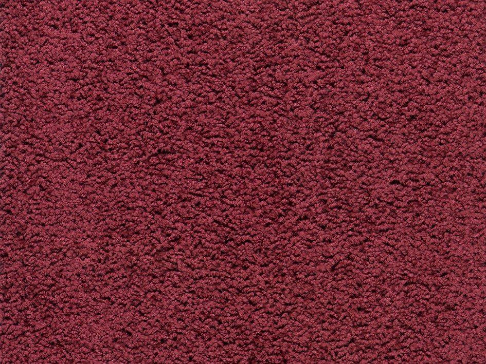 Teppichboden »Jasmin«, Breite 400 cm in rot