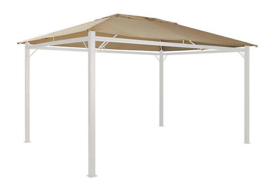 ersatzdach f r pavillon alu sandfarben kaufen otto. Black Bedroom Furniture Sets. Home Design Ideas