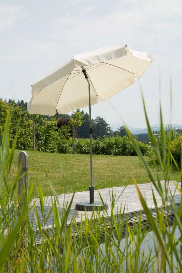 SCHNEIDER SCHIRME Sonnenschirm »Locarno« in natur