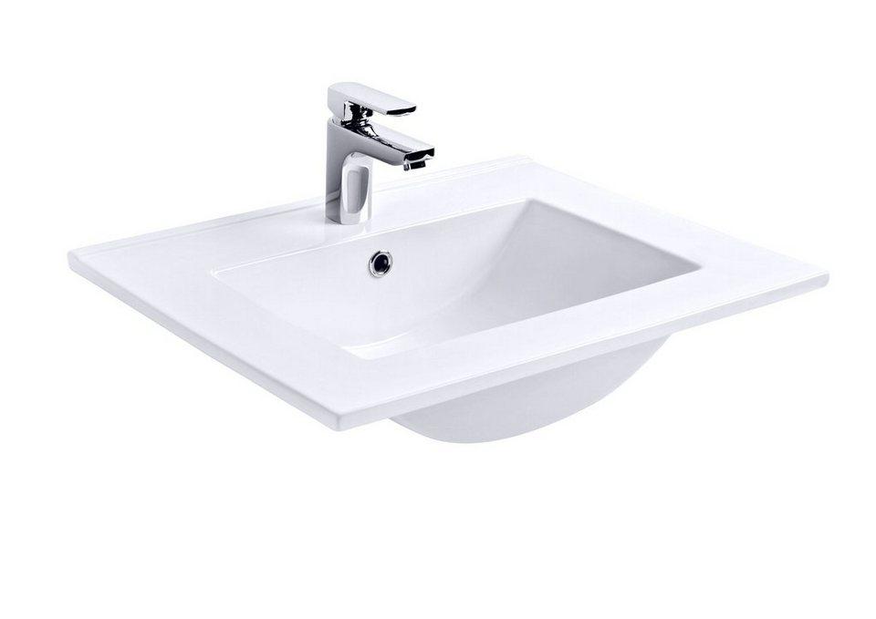 keramik waschtisch waschbecken tees breite 62 cm online kaufen otto. Black Bedroom Furniture Sets. Home Design Ideas