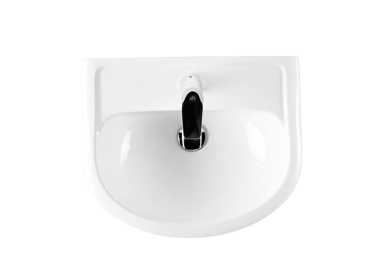 Keramik Waschtisch / Waschbecken »Turia« 50 cm