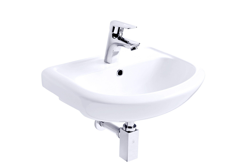 Keramik Waschtisch / Waschbecken »Turia« Breite 50 cm
