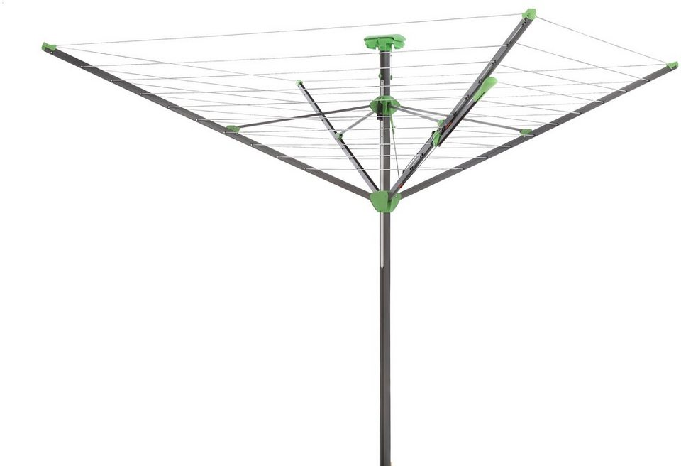 Wäschespinne »Novaplus Evolution Lift« in grau/grün