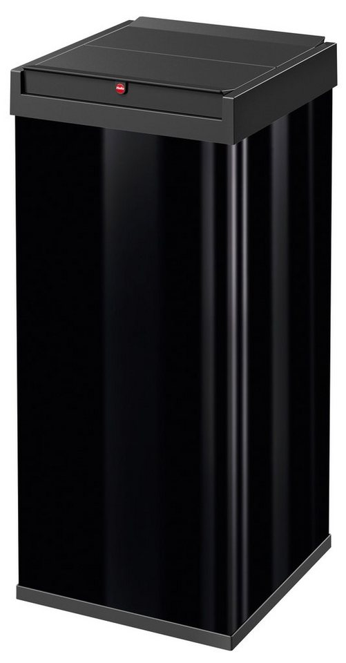 Großraum-Abfalleimer »Big-Box 80« in schwarz