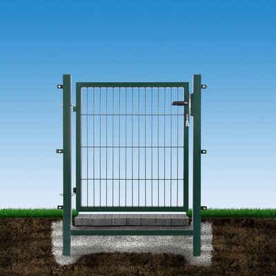 Zaun & Gartenzaun kaufen » Metallzaun & Holzzaun   OTTO