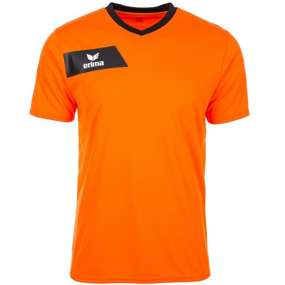 ERIMA Porto Trikot Herren in orange/schwarz