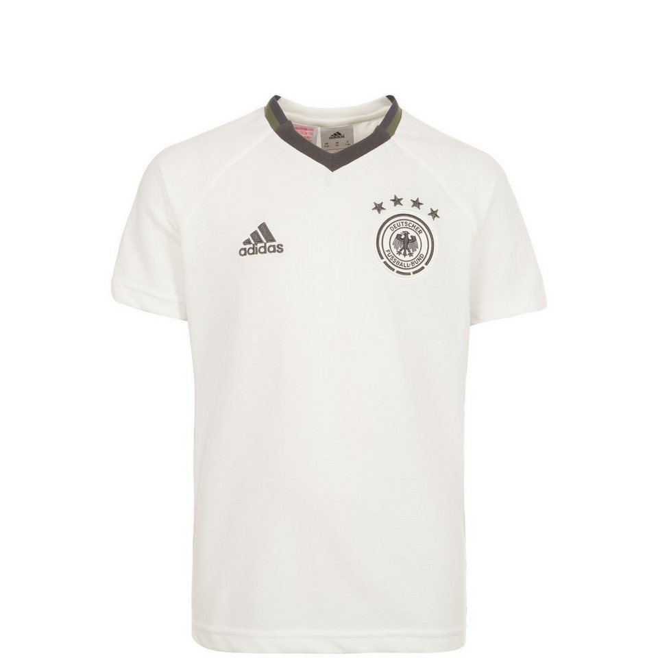 adidas Performance DFB Staff T-Shirt EM 2016 Kinder in weiß