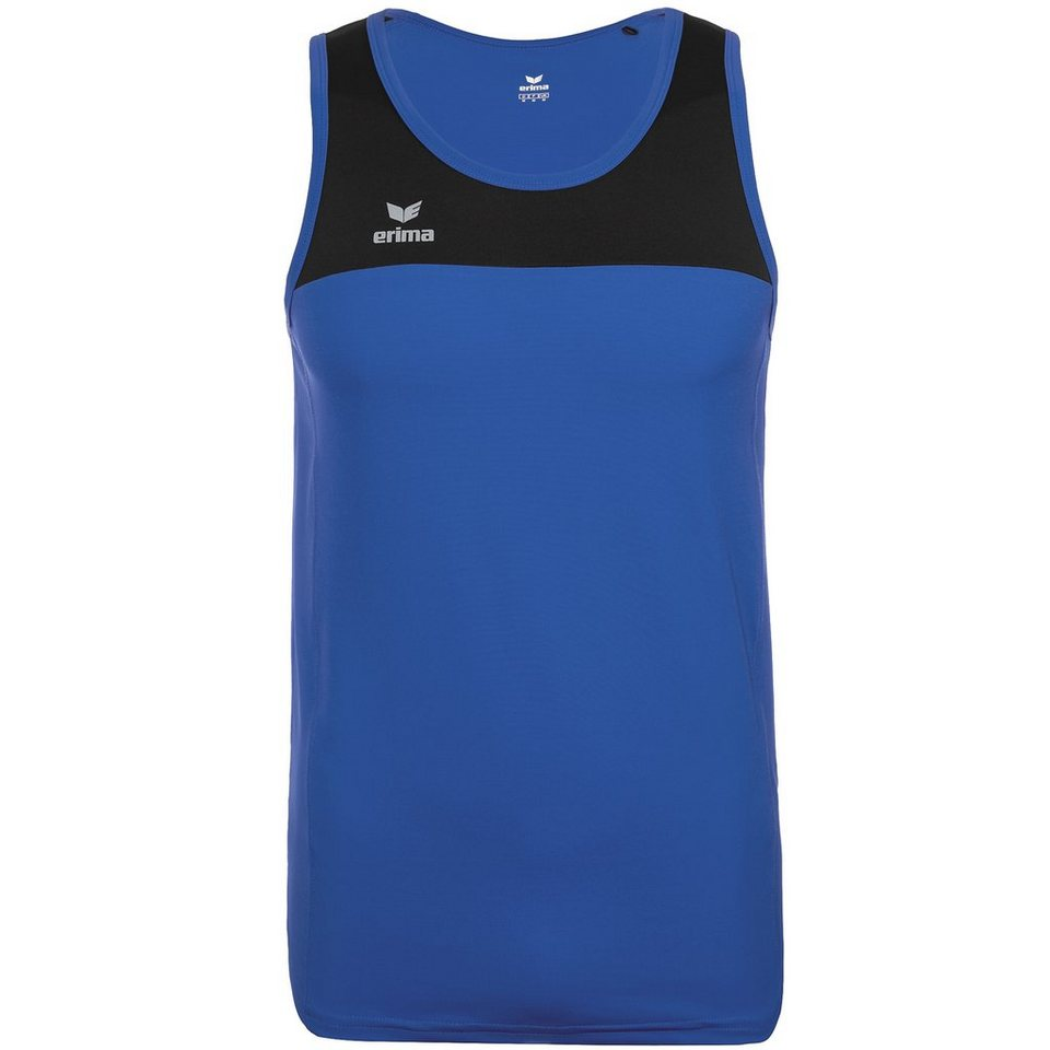 ERIMA Race Line Running Singlet Herren in new royal/schwarz