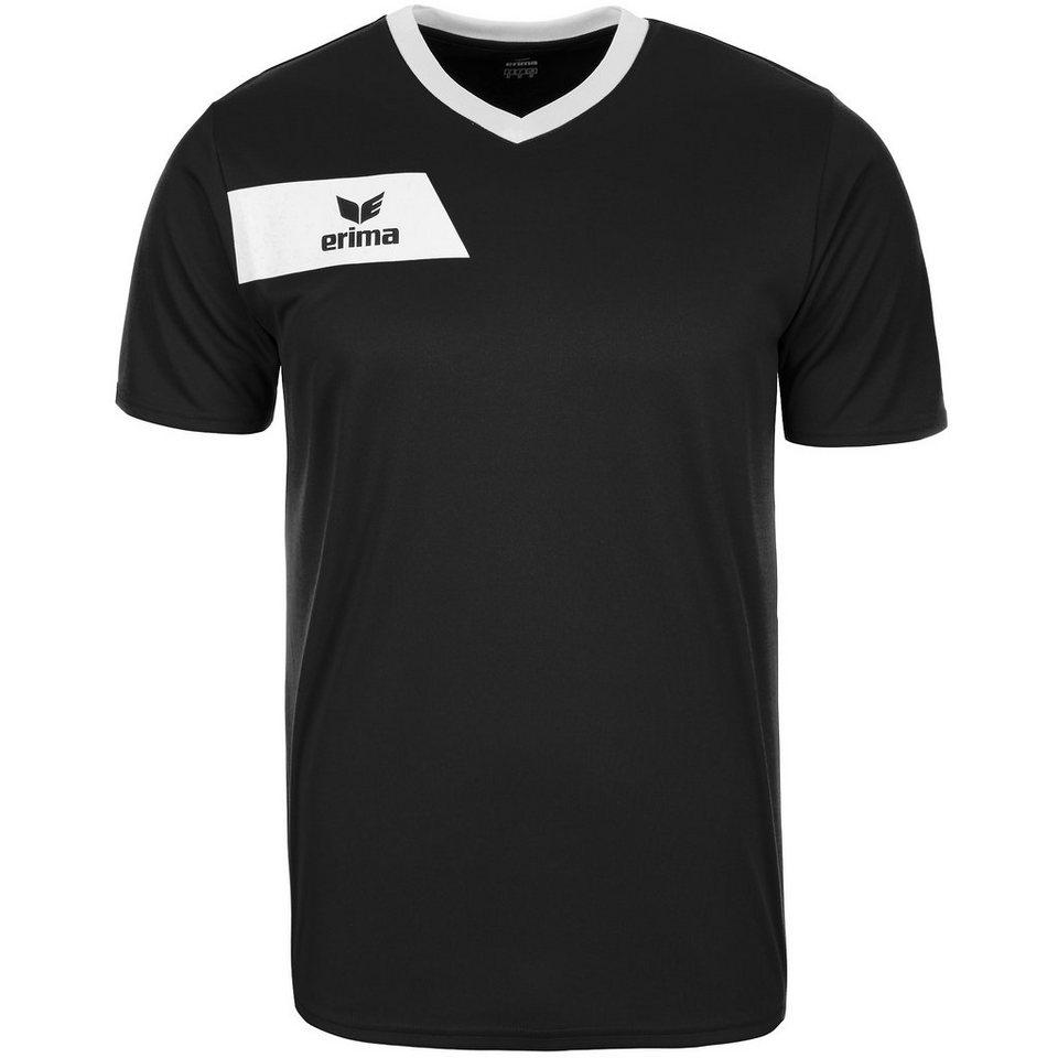 ERIMA Porto Trikot Herren in schwarz/weiß