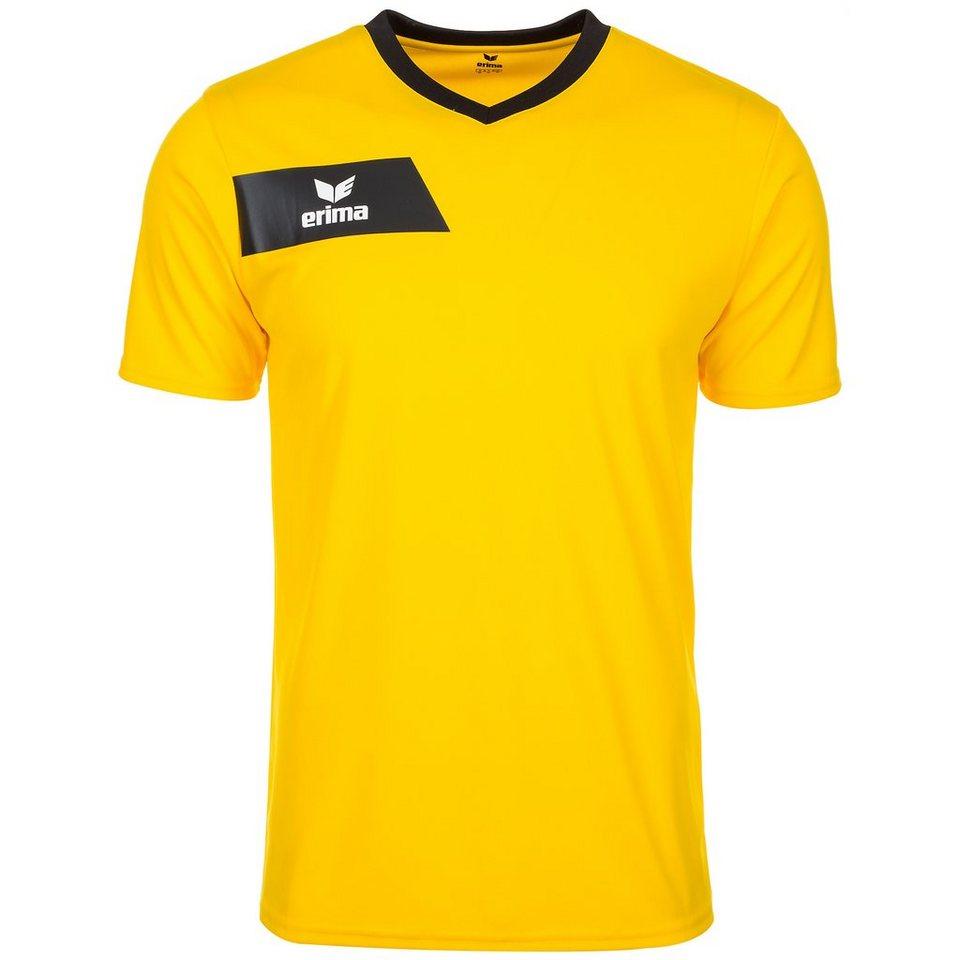 ERIMA Porto Trikot Herren in gelb/schwarz