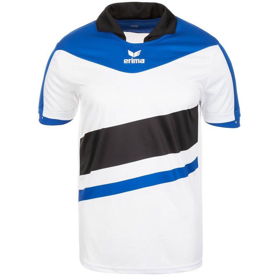 ERIMA Madrid Trikot Herren in weiß/blau/schwarz