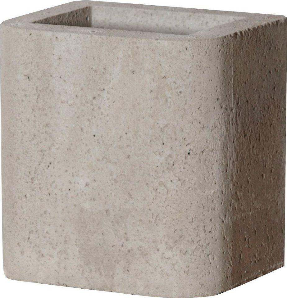 Kaminverlängerung »Standard« für BUSCHBECK Gartengrillkamine, grau in grau