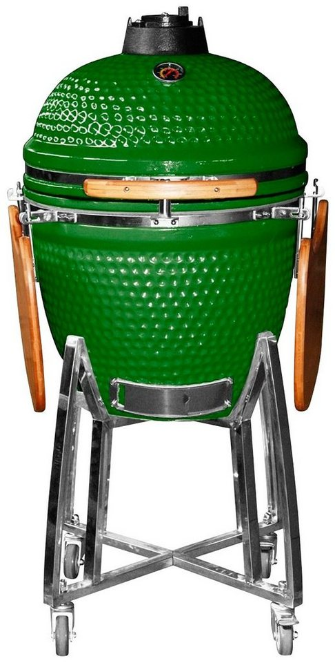 Grillkamin »Kamado« grün in grün