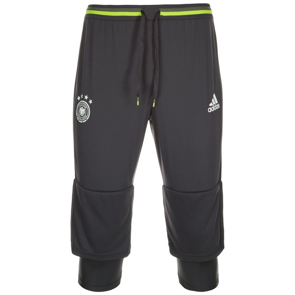 adidas Performance DFB 3/4 Trainingshose EM 2016 Herren in grau