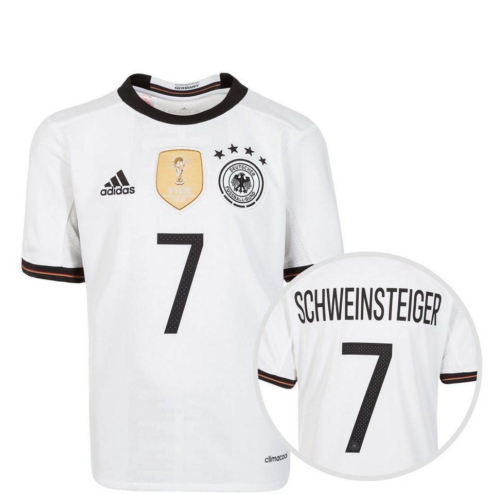 adidas performance dfb trikot home schweinsteiger em 2016 kinder online kaufen otto. Black Bedroom Furniture Sets. Home Design Ideas