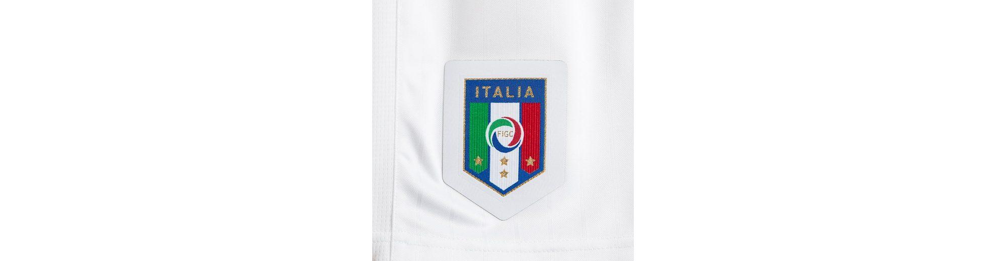 PUMA Italien Short Home Herren EM 2016 Rabatt Kosten Neu 0TFEoHFKL