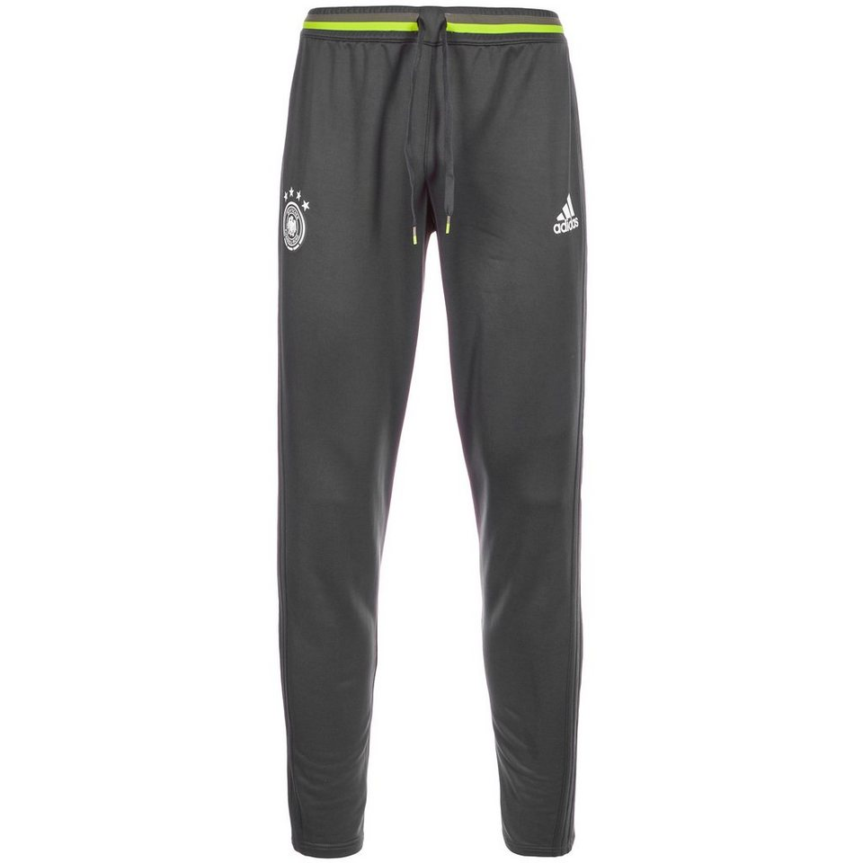 adidas Performance DFB Trainingshose EM 2016 Herren in grau