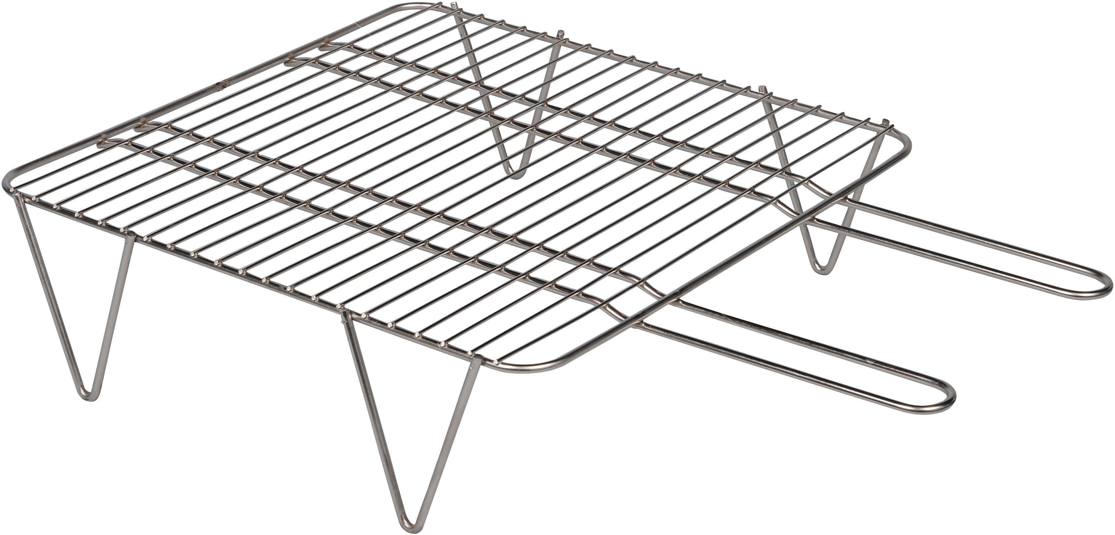 Grillrost , für Grillkamin »Landau«, B/T/H: 45/45/15 cm