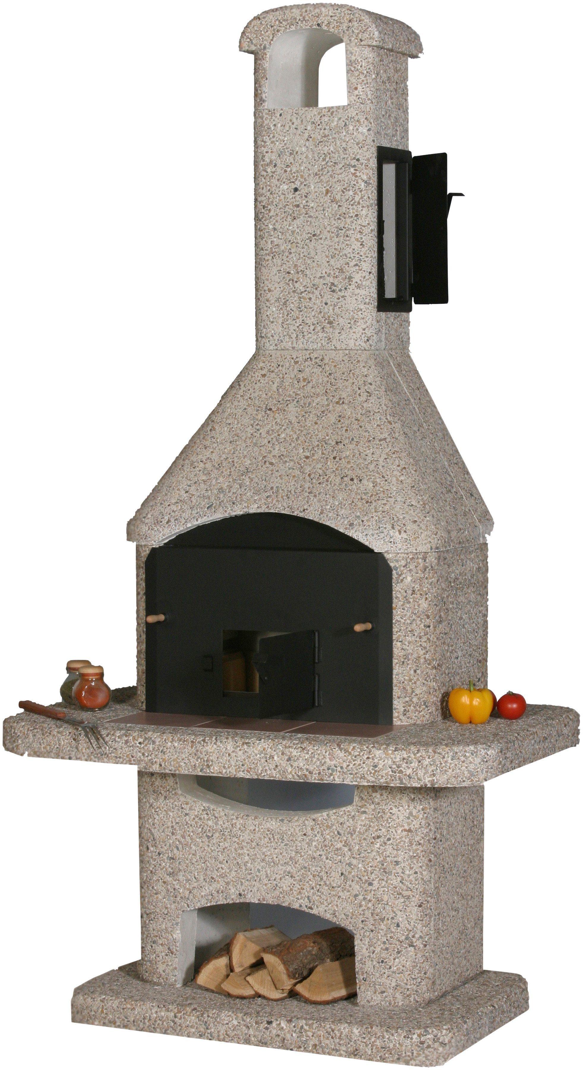 WELLFIRE Gartenkamin »Nova Quatro« | Garten > Grill und Zubehör > Gartenkamine | WELLFIRE