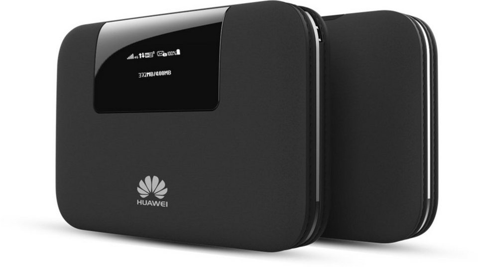 Huawei Mobiler Router »E5770 4G WiFi Powerbank« in Schwarz
